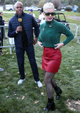 Katie Perry Photo - CALABASAS LOS ANGELES CA USA - DECEMBER 02 Kevin Frazier Katy Perry at the One Love Malibu Festival Benefit Concert For Woolsey Fire Recovery held at the King Gillette Ranch on December 2 2018 in Calabasas Los Angeles California United States (Photo by Xavier CollinImage Press Agency)