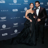 Cara Santana Photo - LOS ANGELES CA USA - JANUARY 05 Actress Cara Santana and husbandactor Jesse Metcalf arrive at The Art Of Elysiums 12th Annual Heaven Gala held at a Private Venue on January 5 2019 in Los Angeles California United States (Photo by Xavier CollinImage Press Agency)