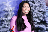 Valentino Photo - HOLLYWOOD LOS ANGELES CALIFORNIA USA - DECEMBER 09 Actress Awkwafina wearing a Valentino dress and Irene Neuwirth jewelry arrives at the World Premiere Of Columbia Pictures Jumanji The Next Level held at the TCL Chinese Theatre IMAX on December 9 2019 in Hollywood Los Angeles California United States (Photo by Xavier CollinImage Press Agency)