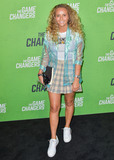 The Game Photo - HOLLYWOOD LOS ANGELES CALIFORNIA USA - SEPTEMBER 05 Malia Ward arrives at the Los Angeles Premiere Of The Game Changers held at ArcLight Cinemas Hollywood on September 5 2019 in Hollywood Los Angeles California United States (Photo by Image Press Agency)
