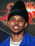 Nick Young Photo - HOLLYWOOD LOS ANGELES CA USA - MARCH 04 American basketball player Nick Young arrives at the World Premiere Of Marvel Studios Captain Marvel held at the El Capitan Theatre on March 4 2019 in Hollywood Los Angeles California United States (Photo by Xavier CollinImage Press Agency)