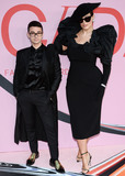 Ashley Graham Photo - BROOKLYN NEW YORK CITY NEW YORK USA - JUNE 03 Designer Christian Siriano and model Ashley Graham arrive at the 2019 CFDA Fashion Awards held at the Brooklyn Museum on June 3 2019 in Brooklyn New York City New York United States (Photo by Image Press Agency)