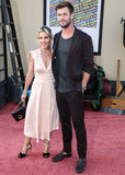 Chris Hemsworth Photo - HOLLYWOOD LOS ANGELES CALIFORNIA USA - JULY 22 Elsa Pataky and Chris Hemsworth arrive at the World Premiere Of Sony Pictures Once Upon a Time In Hollywood held at the TCL Chinese Theatre IMAX on July 22 2019 in Hollywood Los Angeles California United States (Photo by Xavier CollinImage Press Agency)