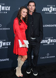 Gavin Rossdale Photo - HOLLYWOOD LOS ANGELES CALIFORNIA USA - MAY 15 Natalie Golba and Gavin Rossdale arrive at the Los Angeles Special Screening Of Lionsgates John Wick Chapter 3 - Parabellum held at the TCL Chinese Theatre IMAX on May 15 2019 in Los Angeles California United States (Photo by Xavier CollinImage Press Agency)