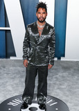 MIGUEL BOS Photo - BEVERLY HILLS LOS ANGELES CALIFORNIA USA - FEBRUARY 09 Miguel arrives at the 2020 Vanity Fair Oscar Party held at the Wallis Annenberg Center for the Performing Arts on February 9 2020 in Beverly Hills Los Angeles California United States (Photo by Xavier CollinImage Press Agency)