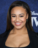 Nia Sioux Photo - HOLLYWOOD LOS ANGELES CALIFORNIA USA - FEBRUARY 18 Actress Nia Sioux Frazier arrives at the World Premiere Of Disney And Pixars Onward held at the El Capitan Theatre on February 18 2020 in Hollywood Los Angeles California United States (Photo by Xavier CollinImage Press Agency)