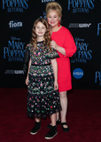 Caroline Rhea Photo - HOLLYWOOD LOS ANGELES CA USA - NOVEMBER 29 Ava Rhea Economopoulos Caroline Rhea at the Los Angeles Premiere Of Disneys Mary Poppins Returns held at the El Capitan Theatre on November 29 2018 in Hollywood Los Angeles California United States (Photo by Image Press Agency)