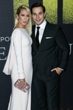 Anna Camp Photo - (FILE) Anna Camp Files for Divorce From Husband Skylar Astin HOLLYWOOD LOS ANGELES CALIFORNIA USA - DECEMBER 12 Actress Anna Camp and husband Skylar Astin arrive at the World Premiere Of Universal Pictures Pitch Perfect 3 held at the Dolby Theatre on December 12 2017 in Hollywood Los Angeles California United States (Photo by Xavier CollinImage Press Agency)