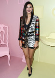 Alice  Olivia Photo - MANHATTAN NEW YORK CITY NEW YORK USA - SEPTEMBER 09 Victoria Justice arrives at alice  olivia By Stacey Bendet during New York Fashion Week The Shows held at ROOT Studios on September 9 2019 in Manhattan New York City New York United States (Photo by Xavier CollinImage Press Agency)