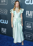 Anna Konkle Photo - SANTA MONICA LOS ANGELES CALIFORNIA USA - JANUARY 12 Anna Konkle arrives at the 25th Annual Critics Choice Awards held at the Barker Hangar on January 12 2020 in Santa Monica Los Angeles California United States (Photo by Xavier CollinImage Press Agency)