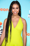 Asia Monet Photo - LOS ANGELES CA USA - MARCH 23 Asia Monet Ray arrives at Nickelodeons 2019 Kids Choice Awards held at the USC Galen Center on March 23 2019 in Los Angeles California United States (Photo by Xavier CollinImage Press Agency)