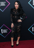 Angelina Pivarnick Photo - SANTA MONICA LOS ANGELES CA USA - NOVEMBER 11 Angelina Pivarnick at the Peoples Choice Awards 2018 held at Barker Hangar on November 11 2018 in Santa Monica Los Angeles California United States (Photo by Xavier CollinImage Press Agency)
