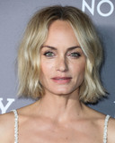 Amber Valletta Photo - CULVER CITY LOS ANGELES CALIFORNIA USA - NOVEMBER 09 Actress Amber Valletta wearing a Monique Lhuillier dress arrives at the 2019 Baby2Baby Gala held at 3Labs on November 9 2019 in Culver City Los Angeles California United States (Photo by Xavier CollinImage Press Agency)