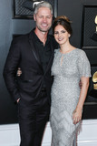 Police Officer Photo - (FILE) Lana Del Rey and Sean Sticks Larkin Split After Several Months of Dating Lana Del Reys relationship with police officer Sean Larkin has ended LOS ANGELES CALIFORNIA USA - JANUARY 26 Sean Larkin and girlfriendsinger Lana Del Rey (wearing Aidan Mattox) arrive at the 62nd Annual GRAMMY Awards held at Staples Center on January 26 2020 in Los Angeles California United States (Photo by Xavier CollinImage Press Agency)