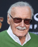 Lover Photo - (FILE) Stan Lee Dies At 95 Stan Lee the legendary writer editor and publisher of Marvel Comics whose fantabulous but flawed creations made him a real-life superhero to comic book lovers everywhere has died He was 95 Lee who began in the business in 1939 and created or co-created Black Panther Spider-Man the X-Men the Mighty Thor Iron Man the Fantastic Four the Incredible Hulk Daredevil and Ant-Man among countless other characters died early Monday morning at Cedars-Sinai Medical Center in Los Angeles a family representative told The Hollywood Reporter HOLLYWOOD LOS ANGELES CA USA - APRIL 23 American comic book writer Stan Lee arrives at the World Premiere Of Disney And Marvels Avengers Infinity War held at the El Capitan Theatre Dolby Theatre and TCL Chinese Theatre IMAX on April 23 2018 in Hollywood Los Angeles California United States (Photo by Xavier CollinImage Press Agency)