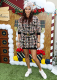 Nicole Ari Parker Photo - BEVERLY HILLS LOS ANGELES CA USA - DECEMBER 09 Actress Nicole Ari Parker arrives at the Brooks Brothers Annual Holiday Celebration In Los Angeles To Benefit St Jude 2018 held at the Beverly Wilshire Four Seasons Hotel on December 9 2018 in Beverly Hills Los Angeles California United States (Photo by Xavier CollinImage Press Agency)