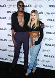 Sofia Richie Photo - WEST HOLLYWOOD LOS ANGELES CALIFORNIA USA - FEBRUARY 20 Television personality Vas J Morgan and model Sofia Richie arrive at Rollas x Sofia Richie Collection Launch Event held at Harriets Rooftop at 1 Hotel West Hollywood on February 20 2020 in West Hollywood Los Angeles California United States (Photo by Xavier CollinImage Press Agency)
