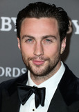 Aaron Taylor-Johnson Photo - CULVER CITY LOS ANGELES CA USA - NOVEMBER 10 Aaron Taylor-Johnson at the 2018 Baby2Baby Gala held at 3Labs on November 10 2018 in Culver City Los Angeles California United States (Photo by Xavier CollinImage Press Agency)
