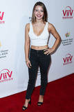 Elizabeth Glaser Photo - CULVER CITY LOS ANGELES CALIFORNIA USA - OCTOBER 27 Actress Fatima Ptacek arrives at the Elizabeth Glaser Pediatric AIDS Foundations 30th Annual A Time for Heroes Family Festival held at Smashbox Studios on October 27 2019 in Culver City Los Angeles California United States (Photo by Xavier CollinImage Press Agency)