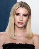 Emma Roberts Photo - BEVERLY HILLS LOS ANGELES CALIFORNIA USA - FEBRUARY 09 Emma Roberts arrives at the 2020 Vanity Fair Oscar Party held at the Wallis Annenberg Center for the Performing Arts on February 9 2020 in Beverly Hills Los Angeles California United States (Photo by Xavier CollinImage Press Agency)