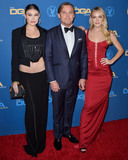 Cambrie Schroder Photo - LOS ANGELES CALIFORNIA USA - JANUARY 25 Cambrie Schroder Rick Schroder and Faith Schroder arrive at the 72nd Annual Directors Guild Of America Awards held at The Ritz-Carlton Hotel at LA Live on January 25 2020 in Los Angeles California United States (Photo by Image Press Agency)