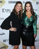 Ashley Graham Photo - SANTA MONICA LOS ANGELES CA USA - OCTOBER 25 Kathy Ireland Ashley Graham at the Los Angeles Team Mentorings 20th Annual Soiree held at the Fairmont Miramar Hotel on October 25 2018 in Santa Monica Los Angeles California United States (Photo by Xavier CollinImage Press Agency)
