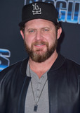 AJ Buckley Photo - HOLLYWOOD LOS ANGELES CALIFORNIA USA - DECEMBER 04 A J Buckley arrives at the Los Angeles Premiere Of 20th Century Foxs Spies In Disguise held at the El Capitan Theatre on December 4 2019 in Hollywood Los Angeles California United States (Photo by Image Press Agency)