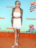 JJ Totah Photo - LOS ANGELES CA USA - MARCH 23 JJ Totah arrives at Nickelodeons 2019 Kids Choice Awards held at the USC Galen Center on March 23 2019 in Los Angeles California United States (Photo by Xavier CollinImage Press Agency)
