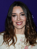 Aubrey Plaza Photo - HOLLYWOOD LOS ANGELES CA USA - OCTOBER 08 Aubrey Plaza wearing a Brock Collection top and skirt Vince Camuto shoes Jimmy Choo clutch Eriness earrings and an Anita Ko ring at the Los Angeles Premiere Of Universal Pictures Content Groups An Evening With Beverly Luff Linn held at the Egyptian Theatre on October 8 2018 in Hollywood Los Angeles California United States (Photo by Xavier CollinImage Press Agency)