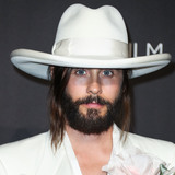 Jared Leto Photo - LOS ANGELES CA USA - NOVEMBER 03 Jared Leto at the 2018 LACMA Art  Film Gala held at the Los Angeles County Museum of Art on November 3 2018 in Los Angeles California United States (Photo by Xavier CollinImage Press Agency)