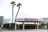 Eric Garcetti Photo - HOLLYWOOD LOS ANGELES CALIFORNIA USA - MARCH 31 A view of the Pacific Theatres ArcLight Cinerama Dome (Pacifics Cinerama Theatre) and 24 Hour Fitness on March 31 2020 in Hollywood Los Angeles California United States Los Angeles tourism and entertainment industry businesses are temporarily closed amid the coronavirus COVID-19 pandemic after the Safer at Home order issued by both Los Angeles Mayor Eric Garcetti at the county level and California Governor Gavin Newsom at the state level on Thursday March 19 2020 which will stay in effect until at least April 19 2020 (Photo by Xavier CollinImage Press Agency)
