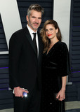 Amanda Peete Photo - BEVERLY HILLS LOS ANGELES CA USA - FEBRUARY 24 David Benioff and wifeactress Amanda Peet arrive at the 2019 Vanity Fair Oscar Party held at the Wallis Annenberg Center for the Performing Arts on February 24 2019 in Beverly Hills Los Angeles California United States (Photo by Xavier CollinImage Press Agency)