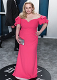 Rebel Wilson Photo - BEVERLY HILLS LOS ANGELES CALIFORNIA USA - FEBRUARY 09 Rebel Wilson arrives at the 2020 Vanity Fair Oscar Party held at the Wallis Annenberg Center for the Performing Arts on February 9 2020 in Beverly Hills Los Angeles California United States (Photo by Xavier CollinImage Press Agency)