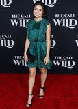 Ashley Liao Photo - HOLLYWOOD LOS ANGELES CALIFORNIA USA - FEBRUARY 13 Ashley Liao arrives at the World Premiere Of 20th Century Studios The Call Of The Wild held at the El Capitan Theatre on February 13 2020 in Hollywood Los Angeles California United States (Photo by Xavier CollinImage Press Agency)