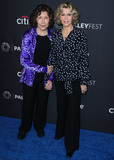Jane Fonda Photo - HOLLYWOOD LOS ANGELES CA USA - MARCH 16 Actresses Lily Tomlin and Jane Fonda arrive at the 2019 PaleyFest LA - Netflixs Grace and Frankie held at the Dolby Theatre on March 16 2019 in Hollywood Los Angeles California United States (Photo by Xavier CollinImage Press Agency)