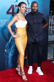 Jamie Foxx Photo - WESTWOOD LOS ANGELES CALIFORNIA USA - AUGUST 13 Actress Corinne Foxx and fatheractor Jamie Foxx arrive at the Los Angeles Premiere Of Entertainment Studios 47 Meters Down Uncaged held at the Regency Village Theatre on August 13 2019 in Westwood Los Angeles California United States (Photo by Xavier CollinImage Press Agency)