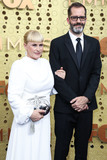 Eric White Photo - LOS ANGELES CALIFORNIA USA - SEPTEMBER 22 Patricia Arquette and Eric White arrive at the 71st Annual Primetime Emmy Awards held at Microsoft Theater LA Live on September 22 2019 in Los Angeles California United States (Photo by Xavier CollinImage Press Agency)