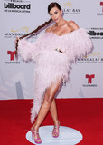 Nastassja Bolivar Photo - LAS VEGAS NEVADA USA - APRIL 25 Nastassja Bolivar arrives at the 2019 Billboard Latin Music Awards held at the Mandalay Bay Events Center on April 25 2019 in Las Vegas Nevada United States (Photo by Xavier CollinImage Press Agency)