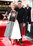 Carey Hart Photo - HOLLYWOOD LOS ANGELES CA USA - FEBRUARY 05 Singer Pnk (Pink Alecia Moore) and husband Carey Hart attend a ceremony honoring her With Star On The Hollywood Walk Of Fame - Dedication of the 2656th star on the Walk of Fame in the category of Recording on February 5 2019 in Hollywood Los Angeles California United States (Photo by Xavier CollinImage Press Agency)