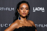 Karrueche Tran Photo - LOS ANGELES CA USA - NOVEMBER 03 Karrueche Tran at the 2018 LACMA Art  Film Gala held at the Los Angeles County Museum of Art on November 3 2018 in Los Angeles California United States (Photo by Xavier CollinImage Press Agency)