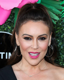 Alyssa Milano Photo - WESTWOOD LOS ANGELES CA USA - MAY 20 Actress Alyssa Milano arrives at the 2019 Lifetime Summer Luau held at the W Los Angeles - West Beverly Hills on May 20 2019 in Westwood Los Angeles California United States (Photo by Xavier CollinImage Press Agency)