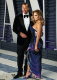Alex Rodriguez Photo - (FILE) Jennifer Lopez and Alex Rodriguez engaged Music icon Jennifer Lopez and retired baseball star Alex Rodriguez are engaged after two years of dating The two celebs who often document their relationship milestones on social media took to Instagram on Saturday night to share the news She said yes Rodriguez said in a post showing JLos hand now bearing a huge engagement ring BEVERLY HILLS LOS ANGELES CA USA - FEBRUARY 24 Alexander Rodriguez and girlfriendsinger Jennifer Lopez (wearing Zuhair Murad Couture) arrive at the 2019 Vanity Fair Oscar Party held at the Wallis Annenberg Center for the Performing Arts on February 24 2019 in Beverly Hills Los Angeles California United States (Photo by Xavier CollinImage Press Agency)