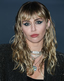 Miley Cyrus Photo - MALIBU LOS ANGELES CALIFORNIA USA - JUNE 06 Singer Miley Cyrus arrives at the Saint Laurent Mens Spring Summer 20 Show held at Paradise Cove Beach on June 6 2019 in Malibu Los Angeles California United States (Photo by Xavier CollinImage Press Agency)