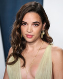 Georgi Photo - BEVERLY HILLS LOS ANGELES CALIFORNIA USA - FEBRUARY 09 Georgie Flores arrives at the 2020 Vanity Fair Oscar Party held at the Wallis Annenberg Center for the Performing Arts on February 9 2020 in Beverly Hills Los Angeles California United States (Photo by Xavier CollinImage Press Agency)