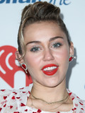 Miley Cyrus Photo - (FILE) Miley Cyrus Helps MAC Announce a 10 Million Donation for Coronavirus COVID-19 Pandemic Relief LAS VEGAS NEVADA USA - SEPTEMBER 23 Singer Miley Cyrus poses in the press room during the 2017 iHeartRadio Music Festival - Day 2 held at the T-Mobile Arena on September 23 2017 in Las Vegas Nevada United States (Photo by Xavier CollinImage Press Agency)