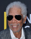 The National Photo - LOS ANGELES CALIFORNIA USA - JUNE 02 Actor Morgan Freeman arrives at the National Geographics Contenders Showcase held at The Greek Theatre on June 2 2019 in Los Angeles California United States (Photo by Image Press Agency)