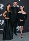 Angelique Cabral Photo - BEVERLY HILLS LOS ANGELES CA USA - JANUARY 06 Angelique Cabral Colin Hanks and Zoe Lister-Jones arrive at the 2019 InStyle And Warner Bros Pictures Golden Globe Awards After Party held at The Beverly Hilton Hotel on January 6 2019 in Beverly Hills Los Angeles California United States (Photo by Xavier CollinImage Press Agency)