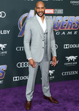 Henry Simmons Photo - LOS ANGELES CALIFORNIA USA - APRIL 22 Actor Henry Simmons arrives at the World Premiere Of Walt Disney Studios Motion Pictures and Marvel Studios Avengers Endgame held at the Los Angeles Convention Center on April 22 2019 in Los Angeles California United States (Photo by Xavier CollinImage Press Agency)