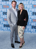 Kim Cattrall Photo - LOS ANGELES CALIFORNIA USA - AUGUST 07 Russell Thomas and actress Kim Cattrall arrive at the FOX Summer TCA 2019 All-Star Party held at Fox Studios on August 7 2019 in Los Angeles California United States (Photo by Xavier CollinImage Press Agency)