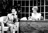 Pee-wee Herman Photo - The Tonight Show Pee Wee Herman_joan Rivers Tvfilm Still Photo by Joe BleedenGlobe Photosinc